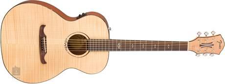FENDER T-Bucket 450-E FLM MPL NAT Elektroakustická kytara