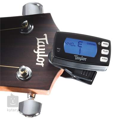 TAYLOR Tuner, Digital Headstock Ladička