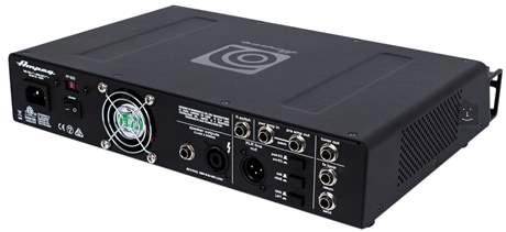 AMPEG PF-500 Baskytarový tranzistorový zesilovač