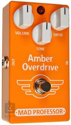 MAD PROFESSOR Amber Overdrive Kytarový efekt