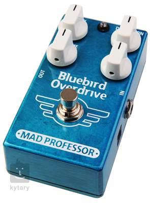 MAD PROFESSOR Bluebird Overdrive Delay Kytarový efekt