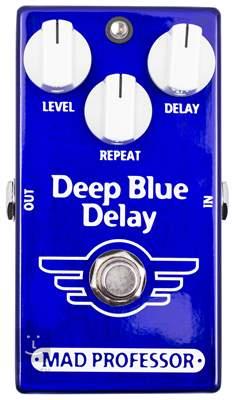 MAD PROFESSOR Deep Blue Delay Kytarový efekt