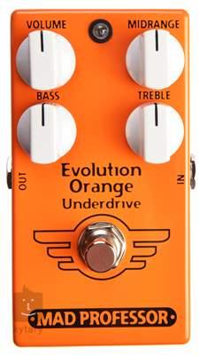 MAD PROFESSOR Evolution Orange Underdrive Kytarový efekt