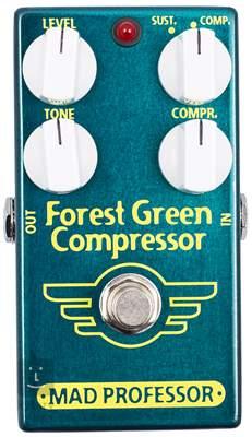 MAD PROFESSOR Forest Green Compressor Kytarový efekt