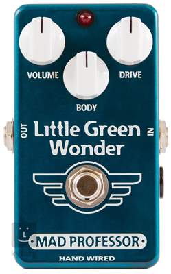 MAD PROFESSOR Little Green Wonder HW Kytarový efekt