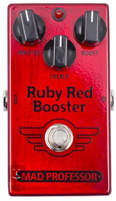 MAD PROFESSOR Ruby Red Booster Kytarový efekt