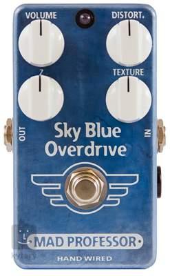 MAD PROFESSOR Sky Blue Overdrive HW Kytarový efekt