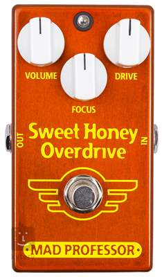 MAD PROFESSOR Sweet Honey Overdrive Kytarový efekt