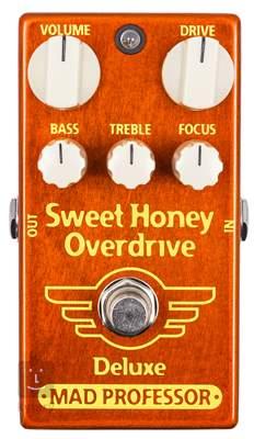 MAD PROFESSOR Sweet Honey Overdrive Deluxe Kytarový efekt