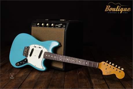 FENDER 1966 Duo Sonic II Elektrická kytara