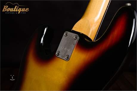 GRECO 1974 Electric Bass Elektrická baskytara