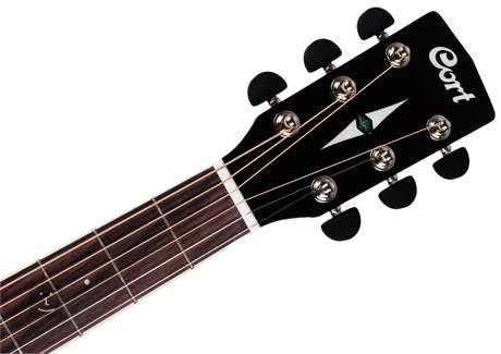 CORT Earth 100 BK Akustická kytara