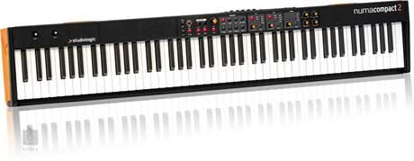 STUDIOLOGIC Numa Compact2 Přenosné digitální stage piano
