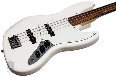 FENDER Standard Jazz Bass PF AW Elektrická baskytara