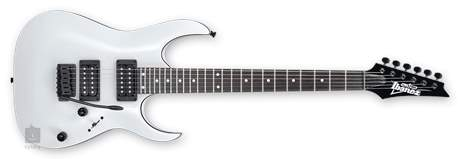 IBANEZ GRGA120-WH Elektrická kytara