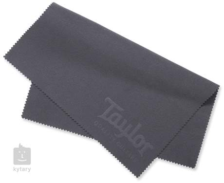 TAYLOR Polish Cloth Black Kytarová kosmetika