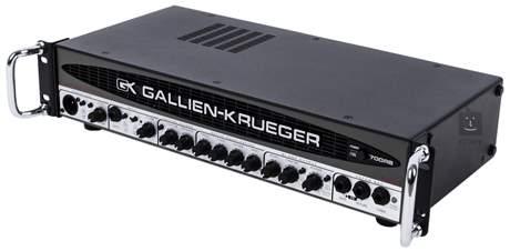 GALLIEN-KRUEGER 700RB-II Baskytarový tranzistorový zesilovač