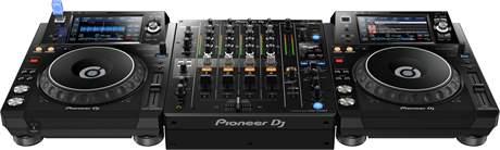 PIONEER DJM-750 MK2 Mix pult