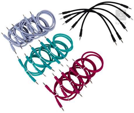 MUTABLE-INSTRUMENTS 20 Patch Cables - Set Kabel