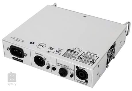GALLIEN-KRUEGER MB 200 Baskytarový tranzistorový zesilovač