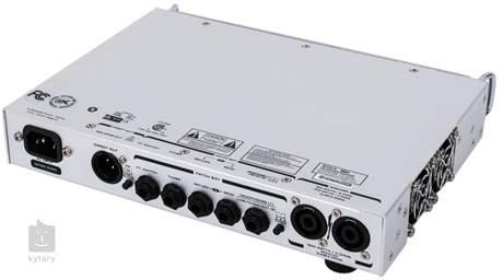 GALLIEN-KRUEGER MB 800 Baskytarový tranzistorový zesilovač
