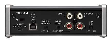 TASCAM US-1x2 USB zvuková karta