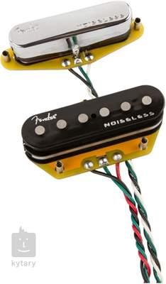 FENDER Gen 4 Noiseless™ Telecaster® Pickups Snímač pro elektrickou kytaru