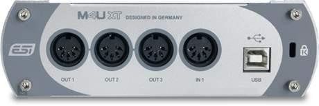 ESI M4U XT MIDI převodník