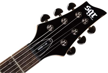 SCHECTER Banshee-6 SGR MRED Elektrická kytara