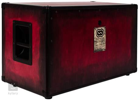 COFFEE CUSTOM CABS Cappuccino (použité) Kytarový reprobox