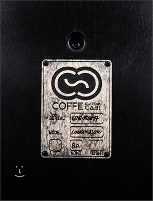 COFFEE CUSTOM CABS Lungo Kytarový reprobox