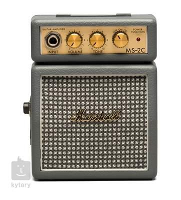 MARSHALL MS-2C Kytarové tranzistorové kombo