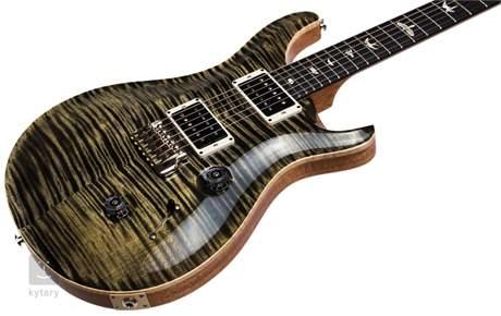 PRS Custom 24 10 Top Pattern Thin EG Elektrická kytara