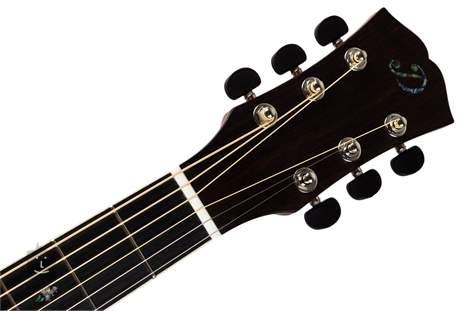 DOWINA Cabernet GACE-S 2017 Elektroakustická kytara