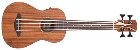 LAKA VUB60EA Basové ukulele