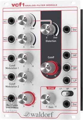 WALDORF VCF1 Eurorack modul