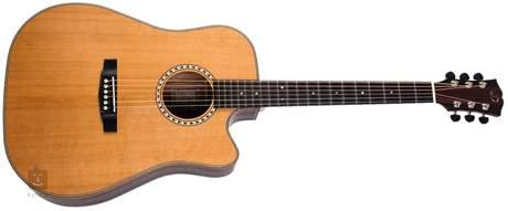 DOWINA Danubius DCE 2017 Elektroakustická kytara