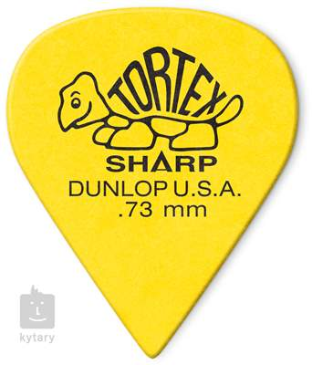 DUNLOP Tortex Sharp 0.73 Trsátka