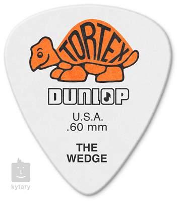 DUNLOP Tortex Wedge 0.60 Trsátka