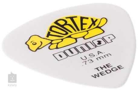 DUNLOP Tortex Wedge 0.73 Trsátka