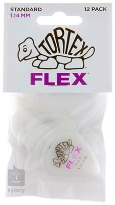 DUNLOP Tortex Flex Standard 1.14 Trsátka