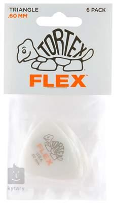 DUNLOP Tortex Flex Triangle 0.60 Trsátka