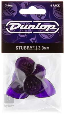 DUNLOP Stubby Jazz 3.0 Trsátka