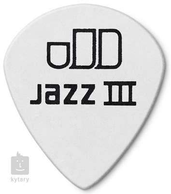 DUNLOP Tortex White Jazz III 0.88 Trsátka