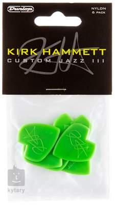 DUNLOP Kirk Hammett Jazz III Trsátka