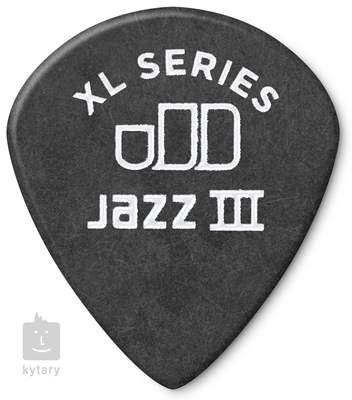DUNLOP Tortex Jazz III XL 1.35 Trsátka