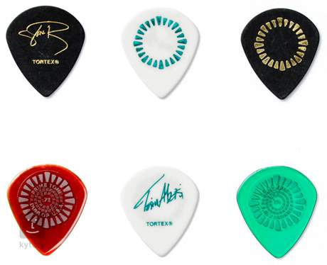 DUNLOP Animals As Leaders Tin Pick Box Signature trsátka