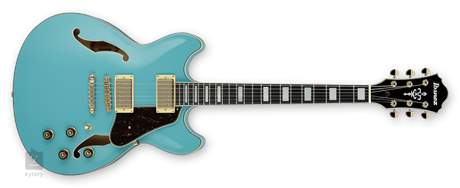 IBANEZ AS73G-MTB Semiakustická kytara
