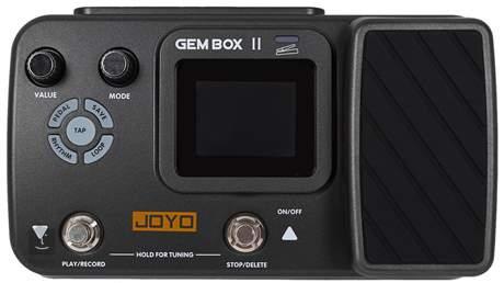 JOYO GEM Box II Kytarový multiefekt