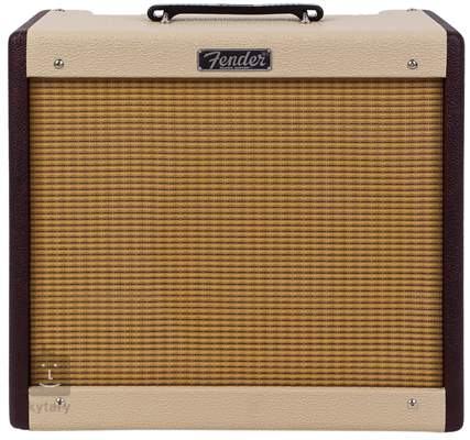 FENDER Blues Junior III Bordeaux Reserve Kytarové lampové kombo